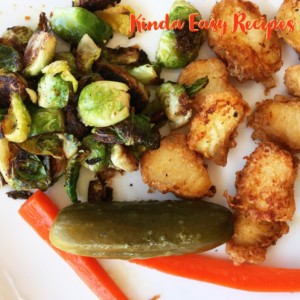 gf-df-fish-sticks-fermented-carrots-brussel-sprouts