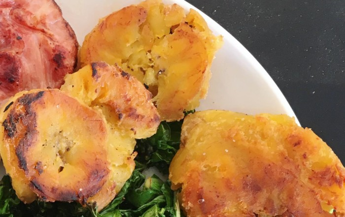 coconut oil tostones recipe