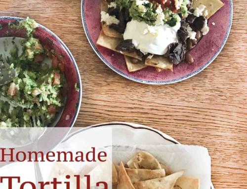 Restaurant Style Tortilla Chips
