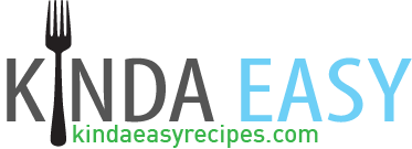 Kinda Easy Recipes Logo